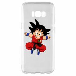 Чохол для Samsung S8+ Dragon ball Son Goku
