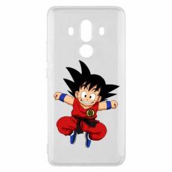 Чехол для Huawei Mate 10 Pro Dragon ball Son Goku - FatLine