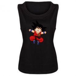 Майка жіноча Dragon ball Son Goku