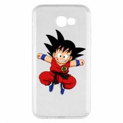 Чохол для Samsung A7 2017 Dragon ball Son Goku