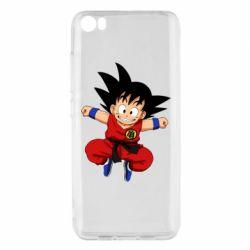 Чехол для Xiaomi Xiaomi Mi5/Mi5 Pro Dragon ball Son Goku - FatLine
