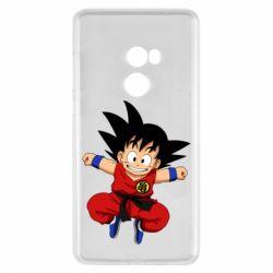 Чехол для Xiaomi Mi Mix 2 Dragon ball Son Goku - FatLine