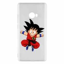 Чехол для Xiaomi Mi Note 2 Dragon ball Son Goku - FatLine