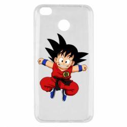 Чехол для Xiaomi Redmi 4x Dragon ball Son Goku - FatLine
