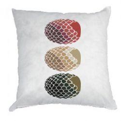Подушка Dragon Eggs
