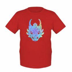 Дитяча футболка Dragon face