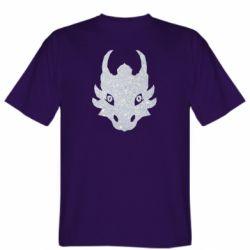 Чоловіча футболка Dragon face