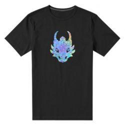 Чоловіча стрейчева футболка Dragon face