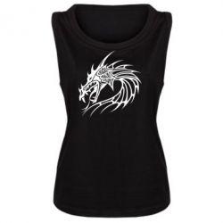 Женская майка Dragon - FatLine