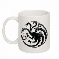Кружка 320ml Dragons 3
