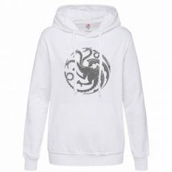 Женская толстовка Dragons 3