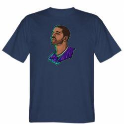Мужская футболка Drake
