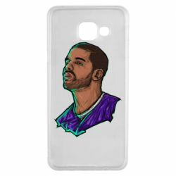 Чехол для Samsung A3 2016 Drake