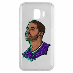 Чехол для Samsung J2 2018 Drake