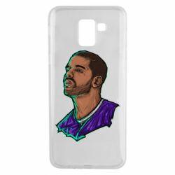 Чехол для Samsung J6 Drake