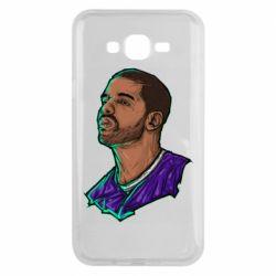 Чехол для Samsung J7 2015 Drake