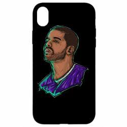 Чехол для iPhone XR Drake