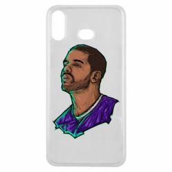 Чехол для Samsung A6s Drake