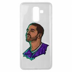Чехол для Samsung J8 2018 Drake