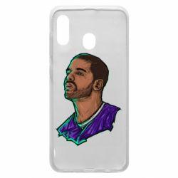 Чехол для Samsung A20 Drake