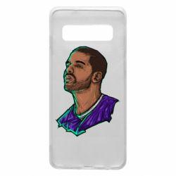 Чехол для Samsung S10 Drake