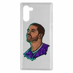 Чехол для Samsung Note 10 Drake