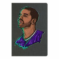 Блокнот А5 Drake