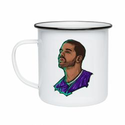 Кружка эмалированная Drake