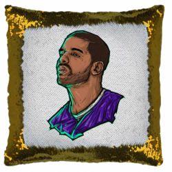 Подушка-хамелеон Drake