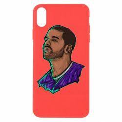 Чехол для iPhone X/Xs Drake