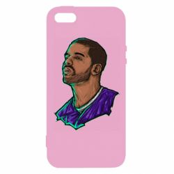 Чехол для iPhone5/5S/SE Drake