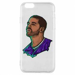 Чехол для iPhone 6/6S Drake