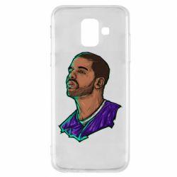 Чехол для Samsung A6 2018 Drake