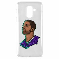 Чехол для Samsung A6+ 2018 Drake