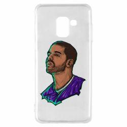 Чехол для Samsung A8 2018 Drake