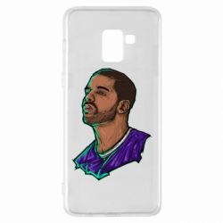 Чехол для Samsung A8+ 2018 Drake