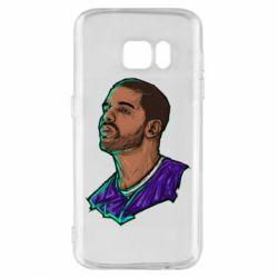 Чехол для Samsung S7 Drake