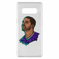 Чехол для Samsung Note 8 Drake