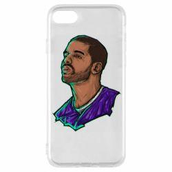 Чехол для iPhone 8 Drake