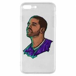 Чехол для iPhone 8 Plus Drake