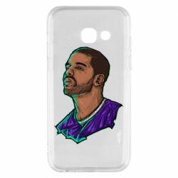 Чехол для Samsung A3 2017 Drake