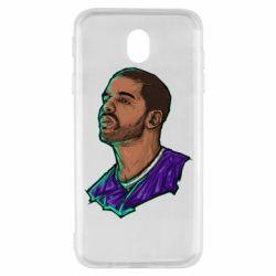 Чехол для Samsung J7 2017 Drake