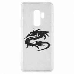 Чохол для Samsung S9+ Дракон