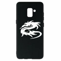 Чохол для Samsung A8+ 2018 Дракон