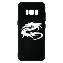 Чохол для Samsung S8 Дракон