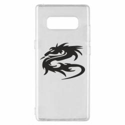 Чохол для Samsung Note 8 Дракон