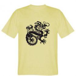 Мужская футболка Дракон - FatLine