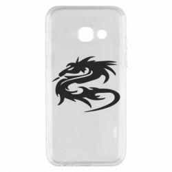 Чохол для Samsung A3 2017 Дракон