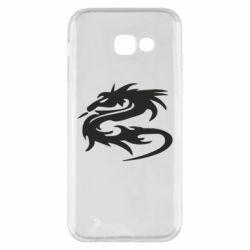 Чохол для Samsung A5 2017 Дракон