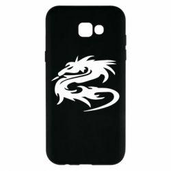 Чохол для Samsung A7 2017 Дракон